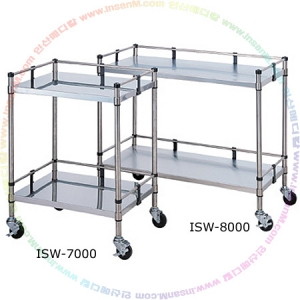 Dressing Cart (Stainless Steel)
